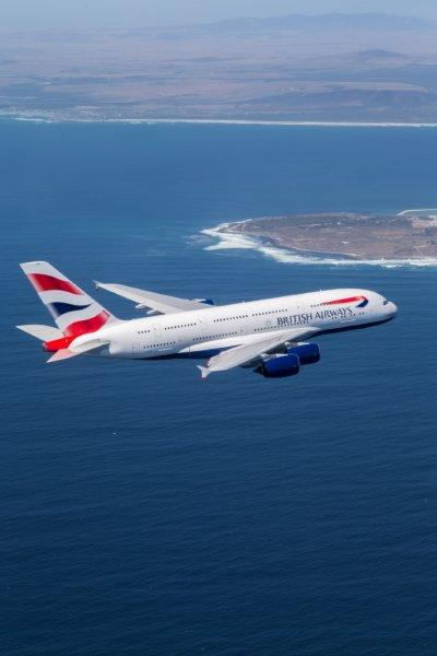 British  Airways Showcases its £5 billion Investment In Johannesburg